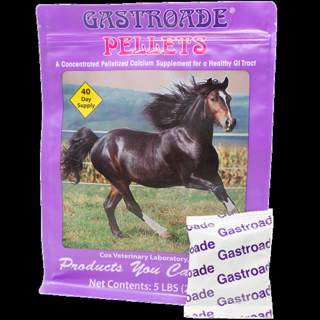 Gastroade Pellets for Horses EzeGo Pack