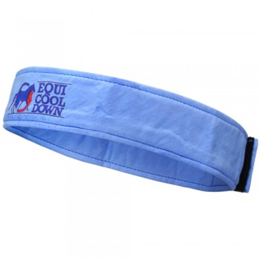 Blue Equi Cool Down headband