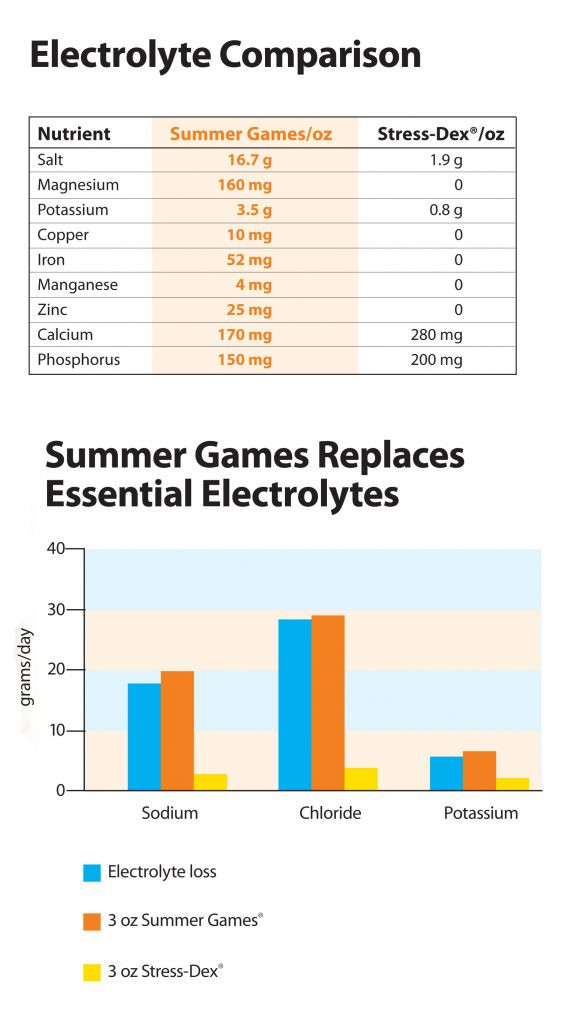 Summer Games® Electrolyte