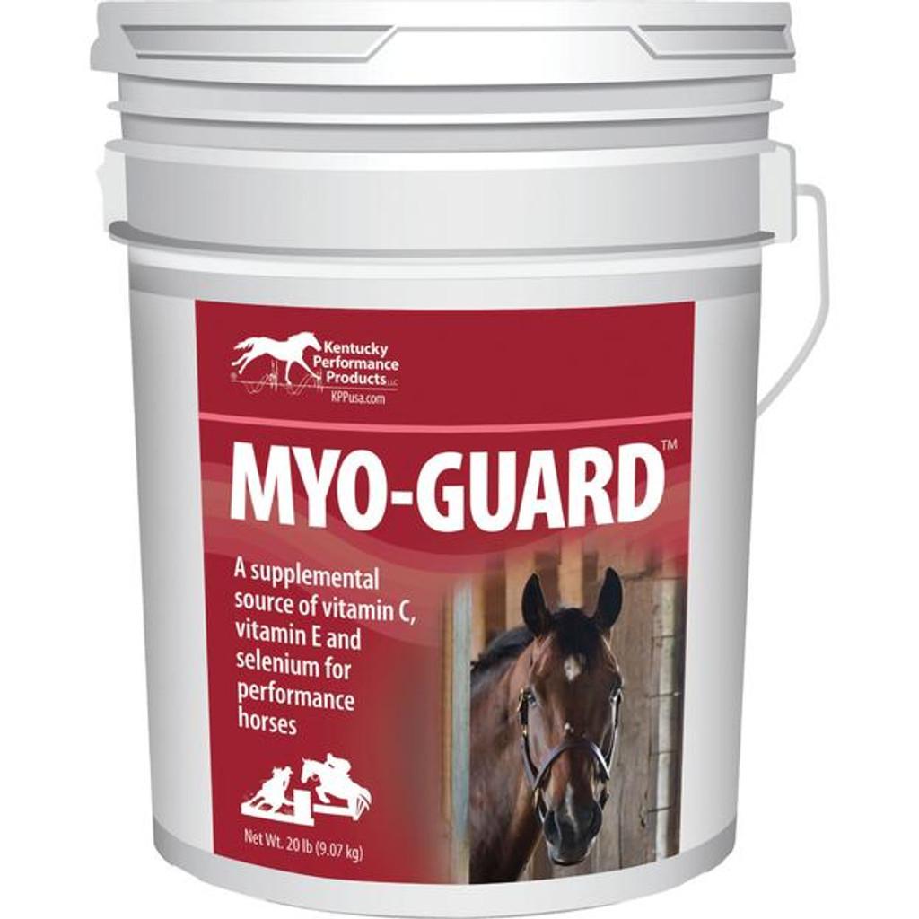Myo-Guard 20LB bucket