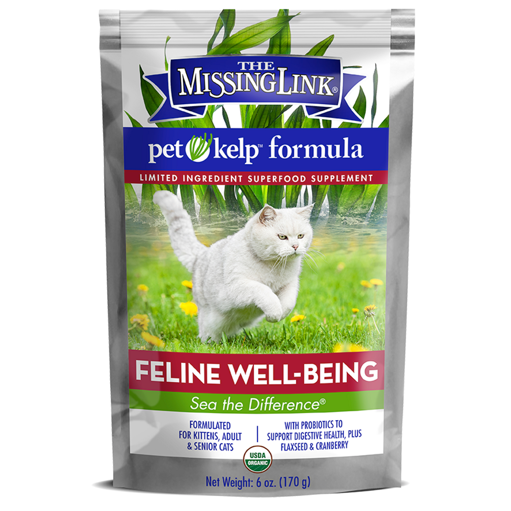ORGANIC LIMITED INGREDIENT SUPERFOOD SUPPLEMENT FOR CATS 6 OZ.