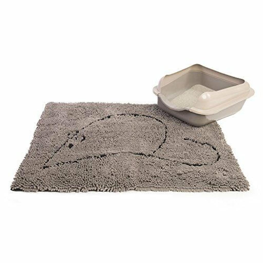 Large (35x26 inch) Grey mat