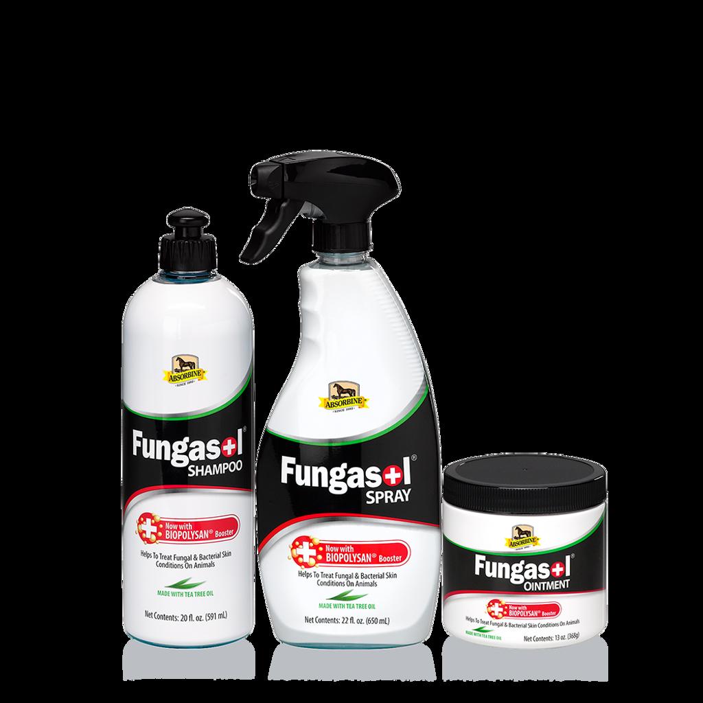Fungasol treatment set of three