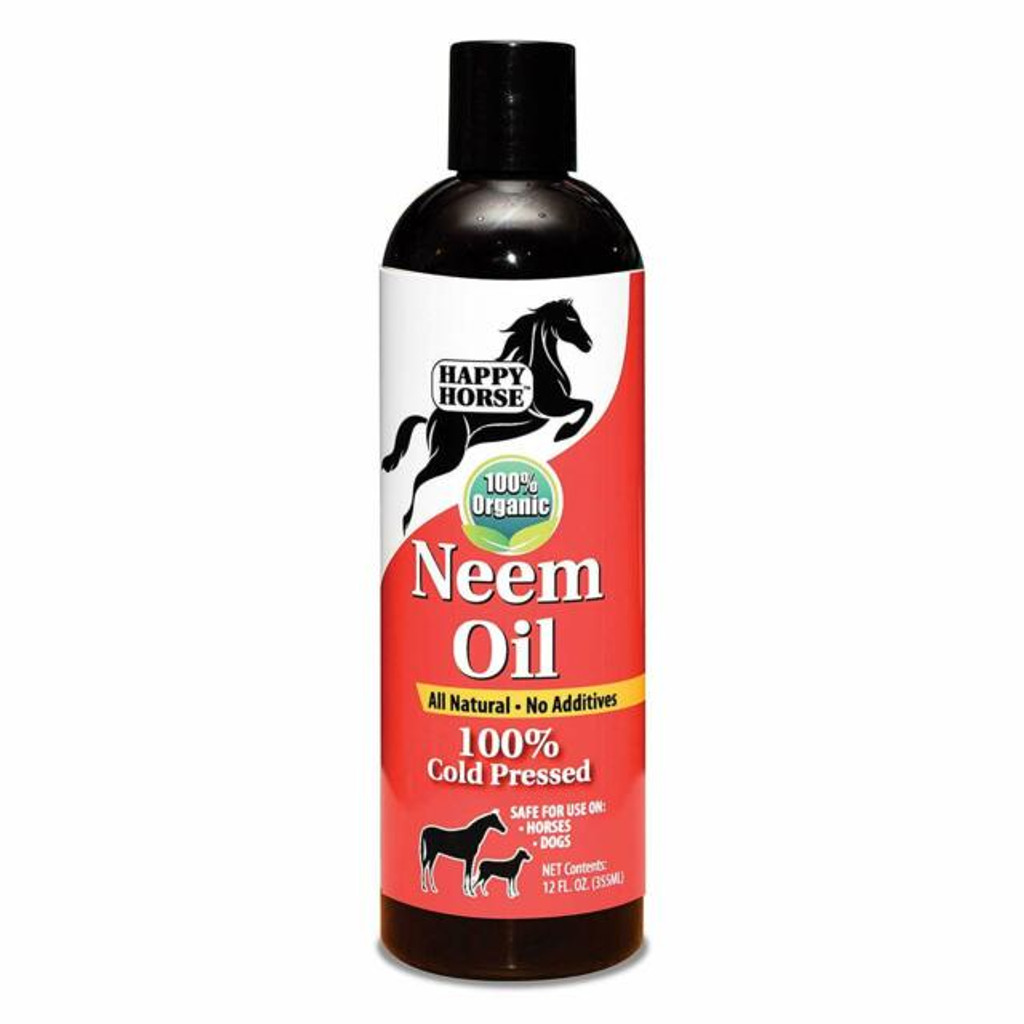 100% Cold Pressed Certified Organic Neem Oil