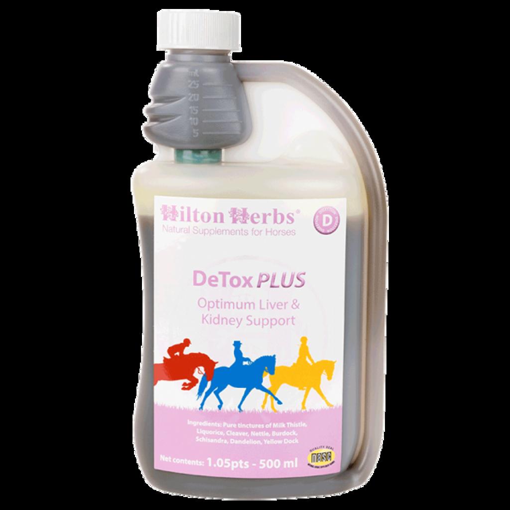 Hilton Herbs Detox Plus 500 ml