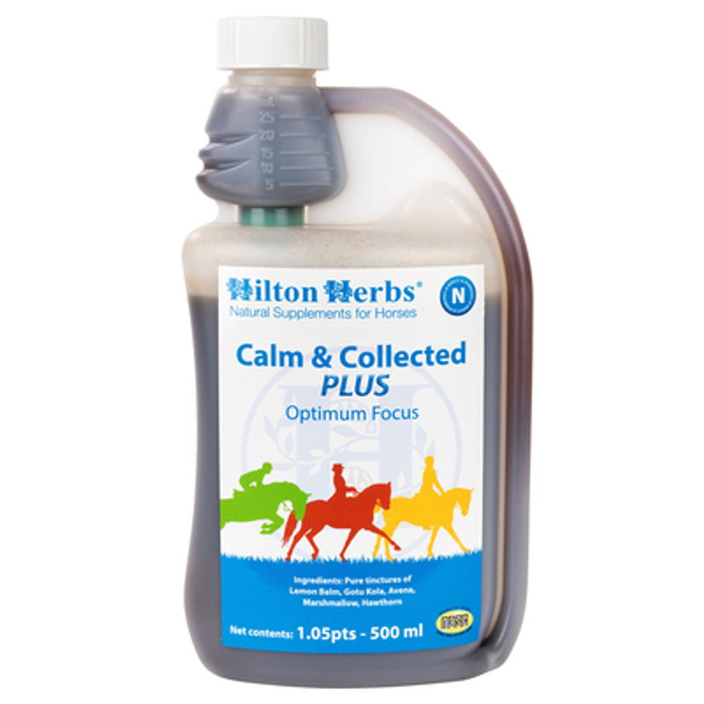 Calm and collected plus 500 ml