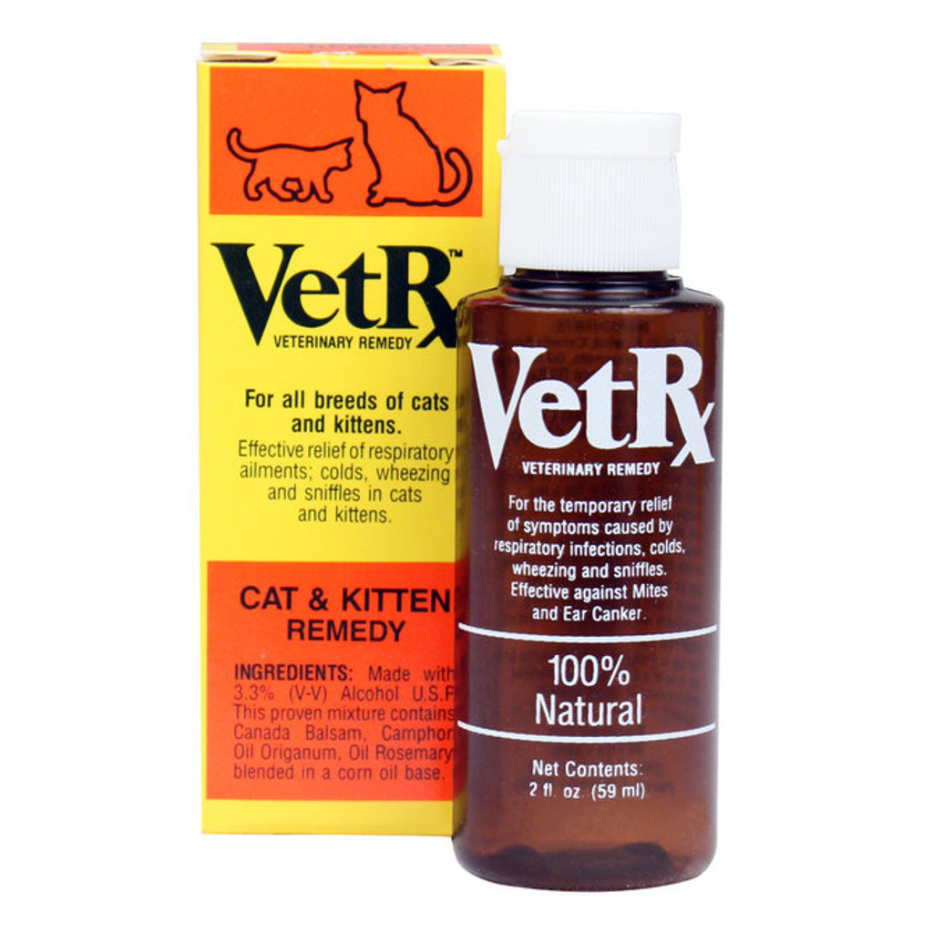 VetRx for Cats and Kittens 2 ounces