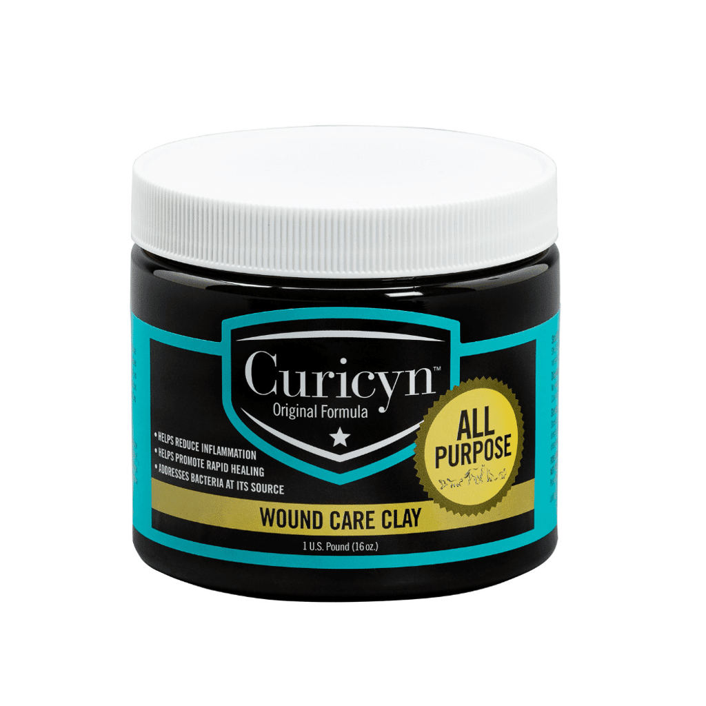 CURICYN WOUND CARE CLAY