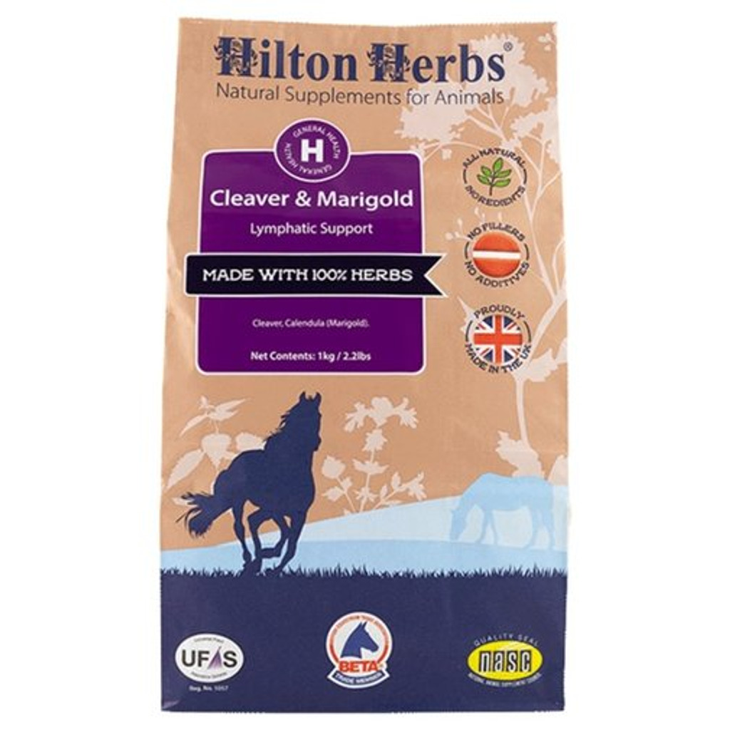 Hilton Herbs Cleaver and marigold 2.2 lbs