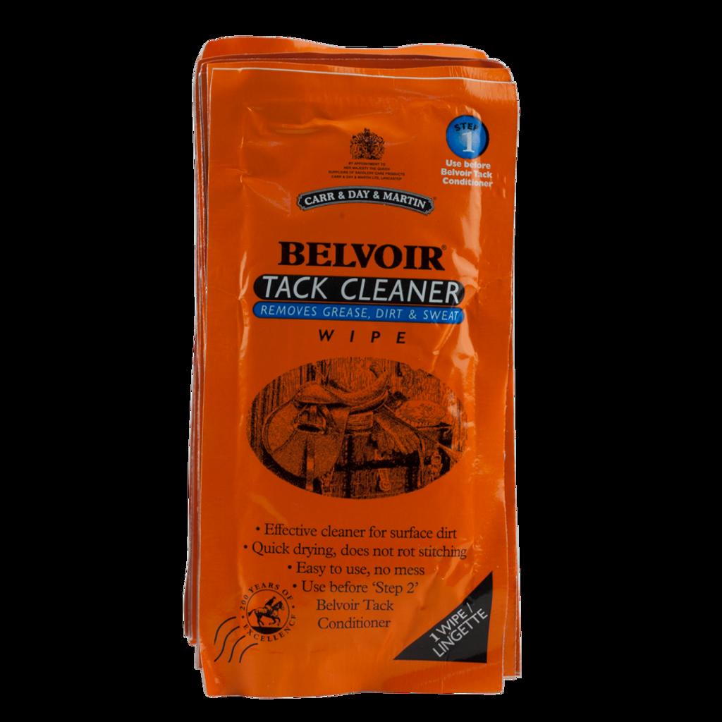 Belvoir Tack Cleaner Wipes