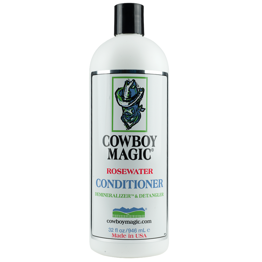 Cowboy Magic Concentrated Rosewater Conditioner 32 oz