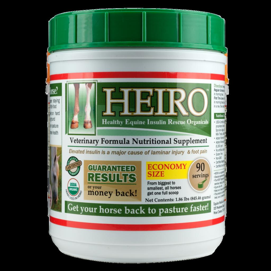 HEIRO Equine Insulin Resistance