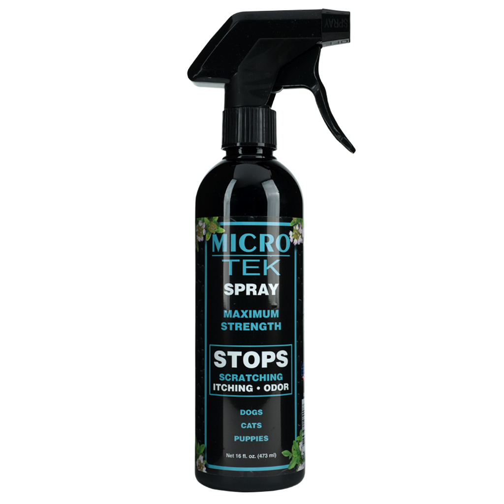 Eqyss Micro Tek Medicated Pet Spray 16oz