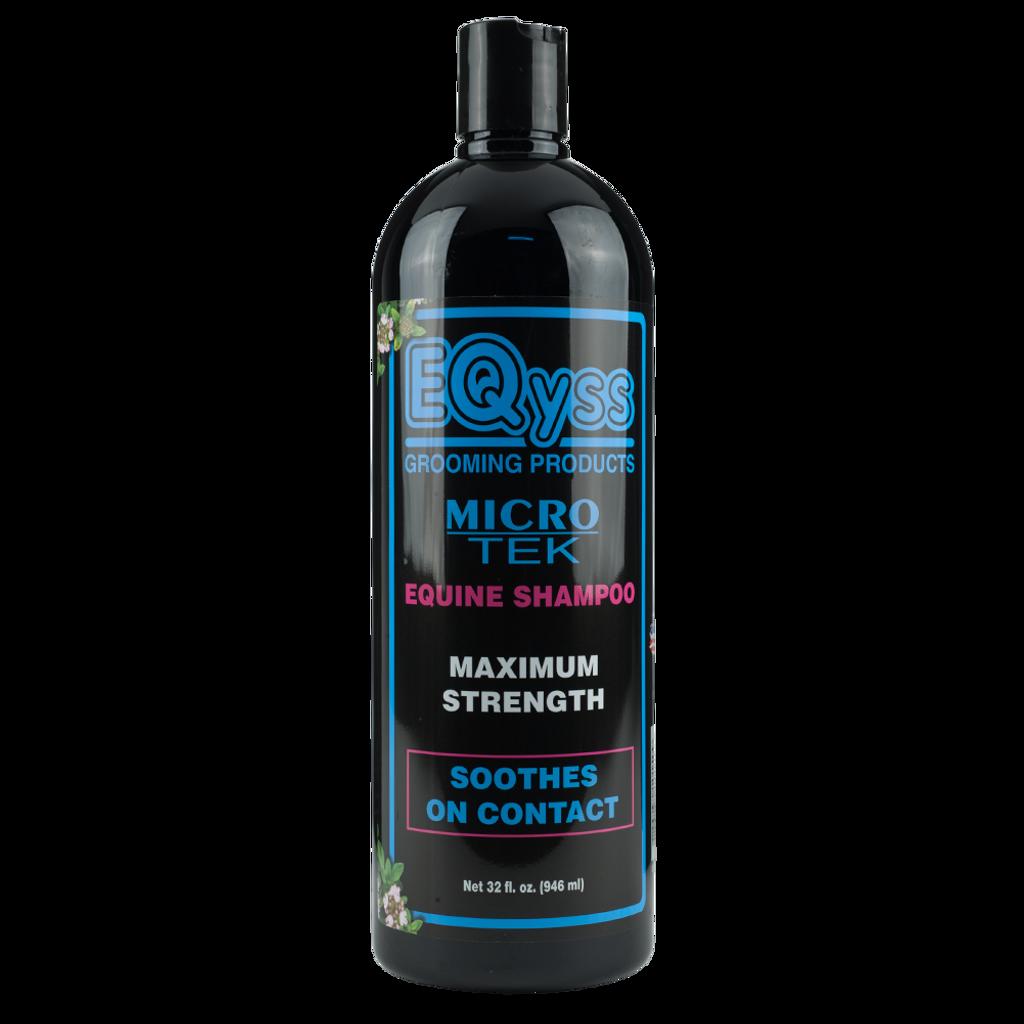 Eqyss Micro-Tek Equine Shampoo 32oz