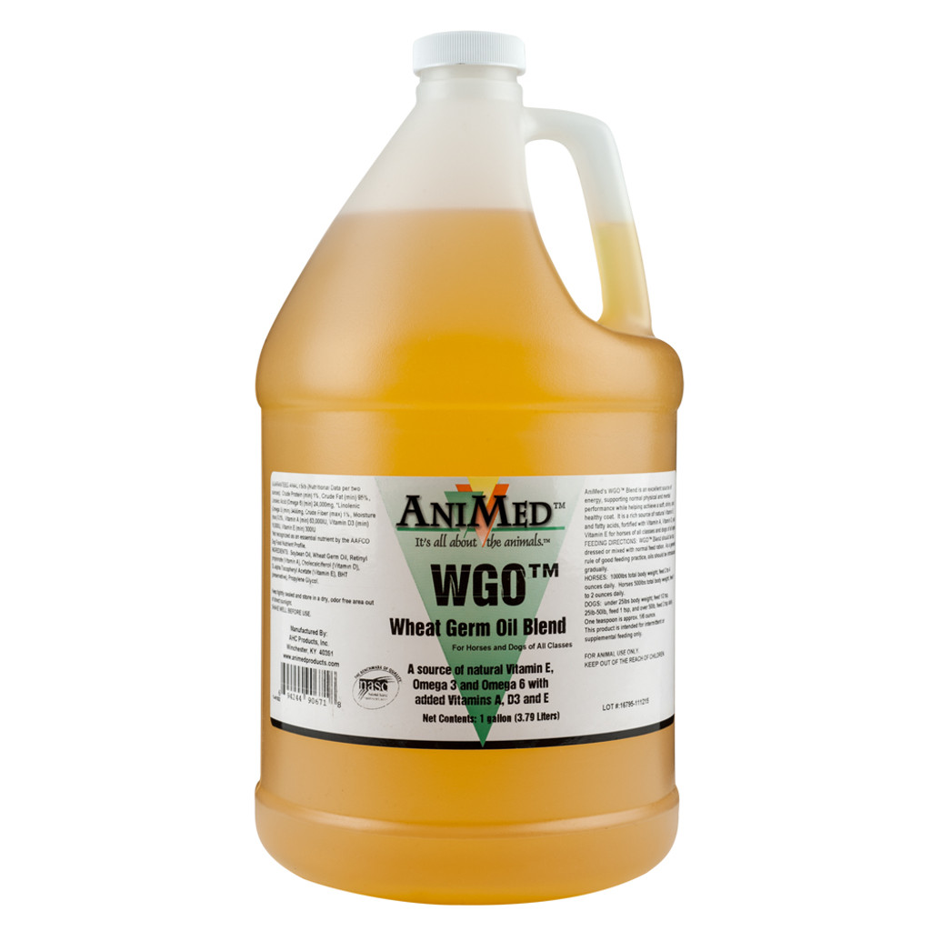 WGO Wheat Germ Oil Blend