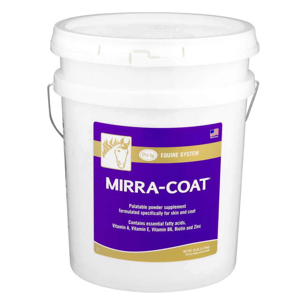 MIRRA-COAT EQUINE POWDER - 25 LB