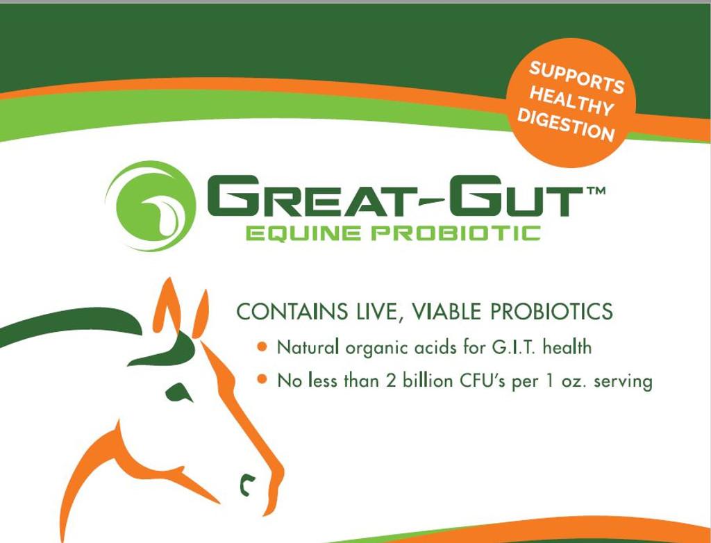 Great-Gut Equine Probiotic