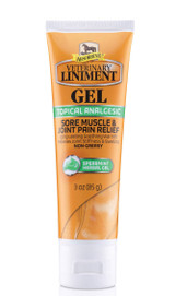 Absorbine Veterinary Liniment Gel 3 oz