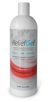 ReliefGel bottle 16 oz
