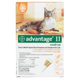 Advantage Flea Control for Cats 1-9 lbs