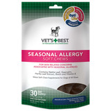 Vet's Best Seasonal Allergy Dog Soft Chews 30 ct