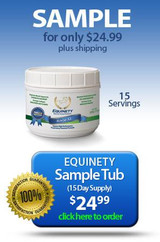 Equinety 100 grams sample size