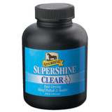 HOOF POLISH AND SEALER - CLEAR - 8OZ