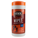 Lexol Leather Cleaner Quick Wipes - 25 count