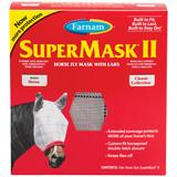 Farnam SuperMask II Horse Fly Mask Classic (w/ Ears)