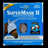 SuperMask II Fly Control Mask with Ears (Arabian)