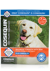 Cosequin Maximum Strength w/ MSM Plus Omega-3's Soft Chew