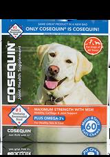 Cosequin Maximum Strength w/ MSM Plus Omega-3's Soft Chew