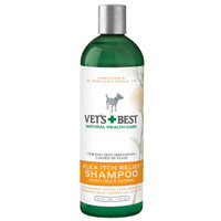 Vet's Best Flea Itch Relief Dog Shampoo 16oz