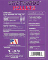 Gastroade Pellets Label