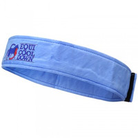 Blue Equi Cool Down headband