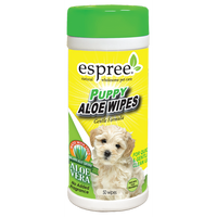 Aloe Wipes for sensitive pets, 50 ct