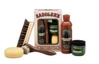 Saddler's Total Leather Care Gift Set