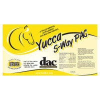 Yucca 5-Way horse supplement