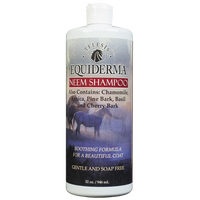 Equiderma Neem Shampoo for Horses and Dogs, 32 oz