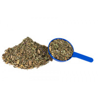 Milk Thistle Plus is a dry supplement containing herbs such as milk thistle seed and burdock.