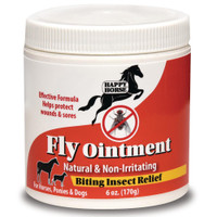Happy Horse Fly Relief Ointment jar