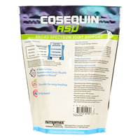 Cosequin ASU Pellets product label information