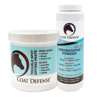 Coat Defense Bundle Powder and Paste set