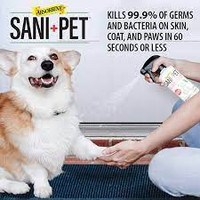 Sani+Pet Antiseptic Spray