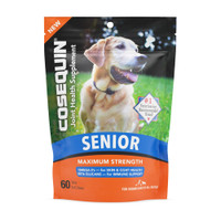 Joint Health for Senior Dog Supplement - Soft Chews 60 count