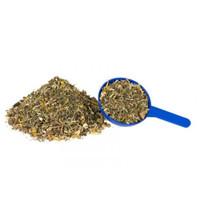 Hilton Herbs General Herb Power Contains: Marigold flowers, Nettle leaf, Cleaver herb, Milk Thistle seed, Meadowsweet herb, Rosehip shells, Mint herb, Dandelion leaf, Burdock root, Kelp.