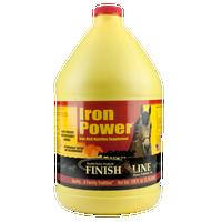 Finish Line Iron Power Gallon