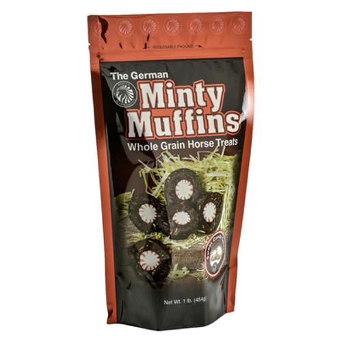 1LB Resealable bag minty horse treats