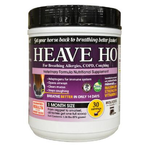 Heave Ho Equine Supplement
