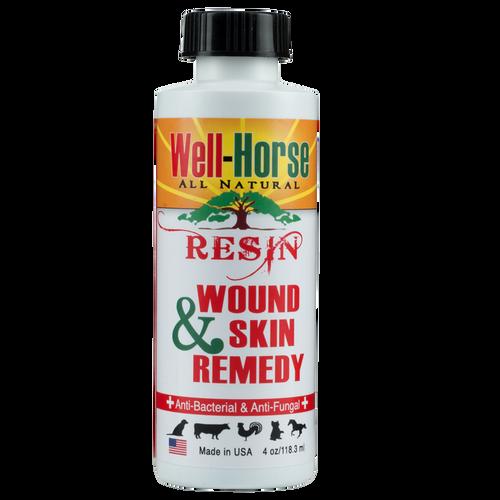 100% Natural Antibacterial Healing Resin